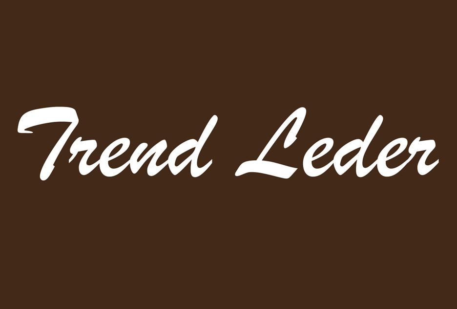 Trend Leder